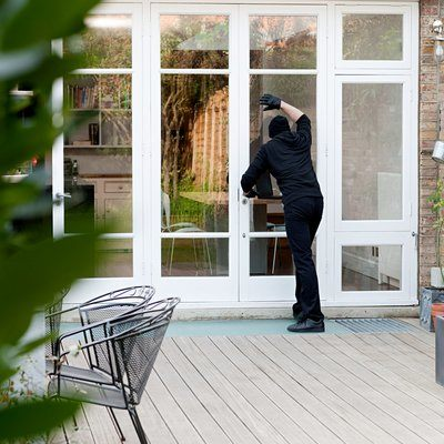 Window Security - Protection from break-ins